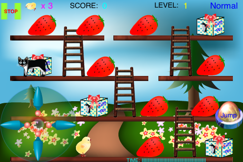 Screenshot Eat Fruits