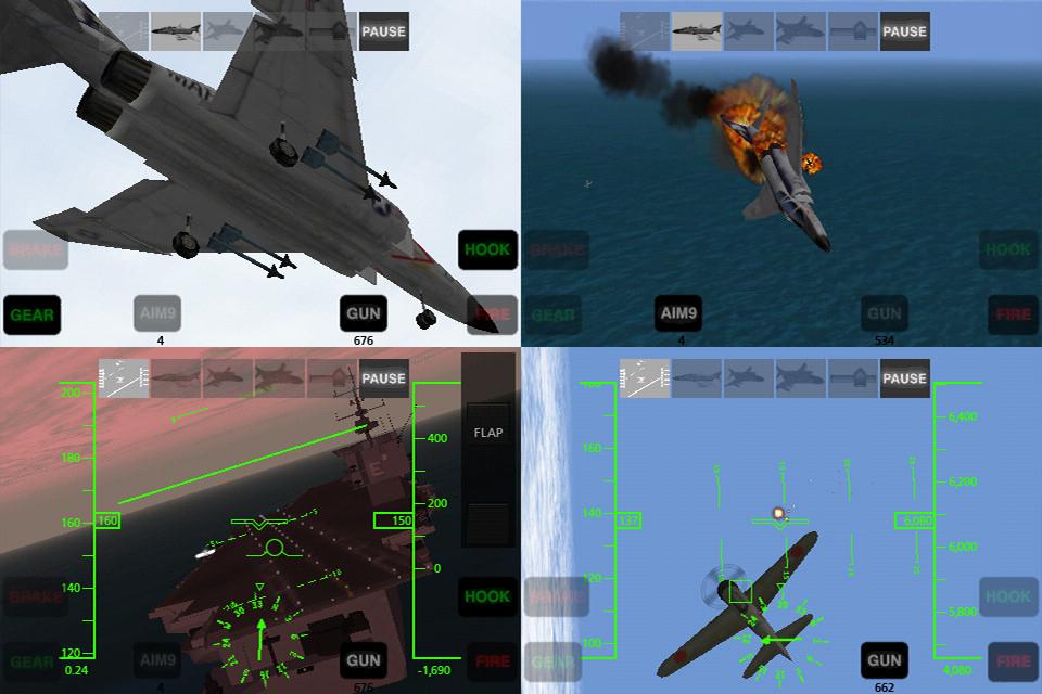 Screenshot XCombat