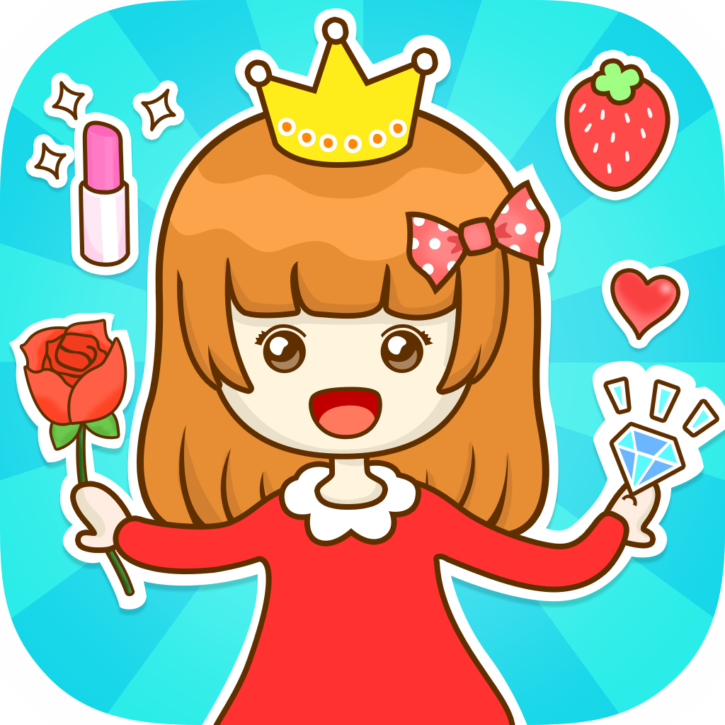 A Girl Camera - Photo Sticker & Pic Editor